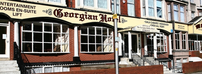 Image result for the georgian hollies. blackpool